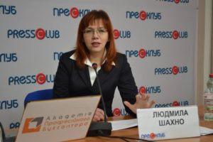 Податок підприємця - Людмила Шахно