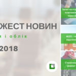 """Дайджест нoвин """"Податки і облік"""" з 29.05.2018 пo 03.06.2018"""